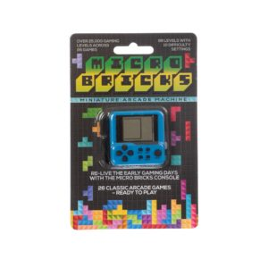 Funtime Gifts Micro Bricks Arcade Game