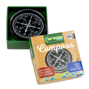 Funtime Gifts My World Compass