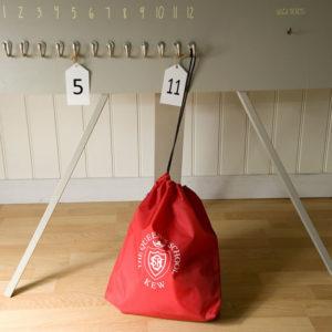 Queen's School PE Bag