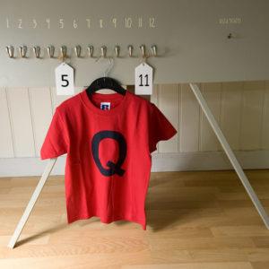 Queen's School PE T-Shirt