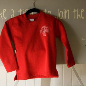 Queen's School Sweatshirt