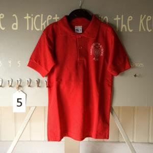 Queen's School Polo Shirt