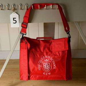 Queen's School Book Bag