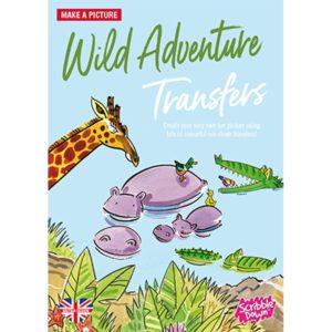 Scribble Down Wild Adventure Transfers