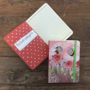 Alex Clark Small Chunky Notebook