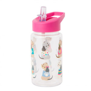 Beau & Elliot Puppy Love Water Bottle
