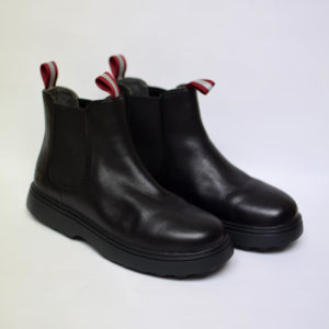 Camper Norte Black Ankle Boot