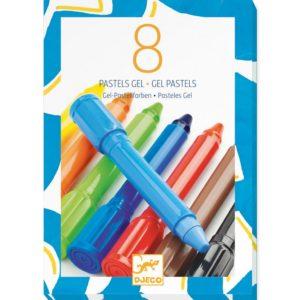 Djeco 8 Gel Pens