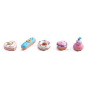 Djeco Princess Cakes