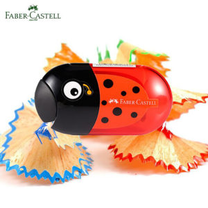 Faber Castell Animal Motif Twin Sharpener