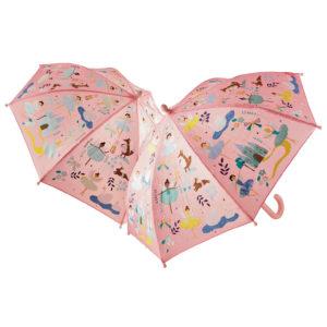 Floss & Rock Colour Changing Umbrella