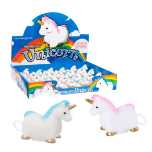 Funtime Gifts Trembling Unicorn