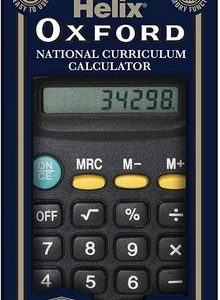 Helix Basic National Curriculum Calculator