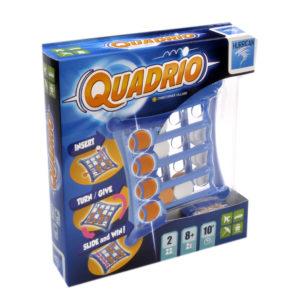 Hurrican Games Quadrio Game