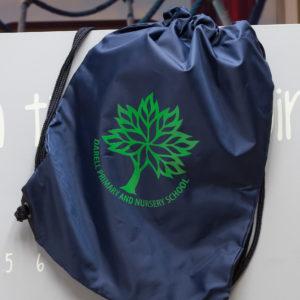 Darell School PE Bag