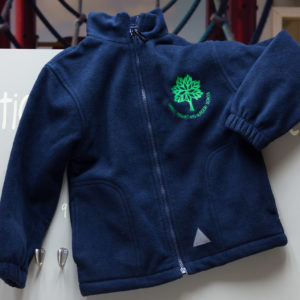 Darell School Fleece Jacket