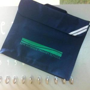 Kew Riverside School Book Bag