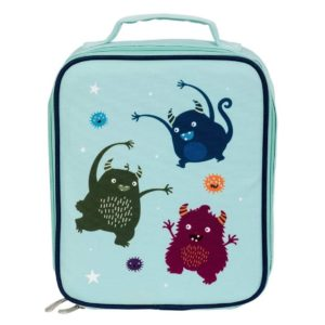 A Little Lovely Company Monsters Cool Bag
