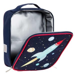 A Little Lovely Company Space Cool Bag