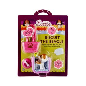 Lottie Doll Biscuit Beagle Accessory Pack