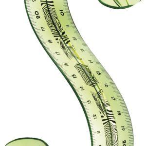 Maped 30cm Twist n Flex Ruler