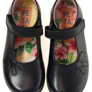 Petasil Bonnie School Shoe