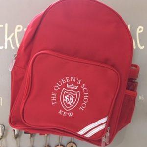 Queen's School Rucksack