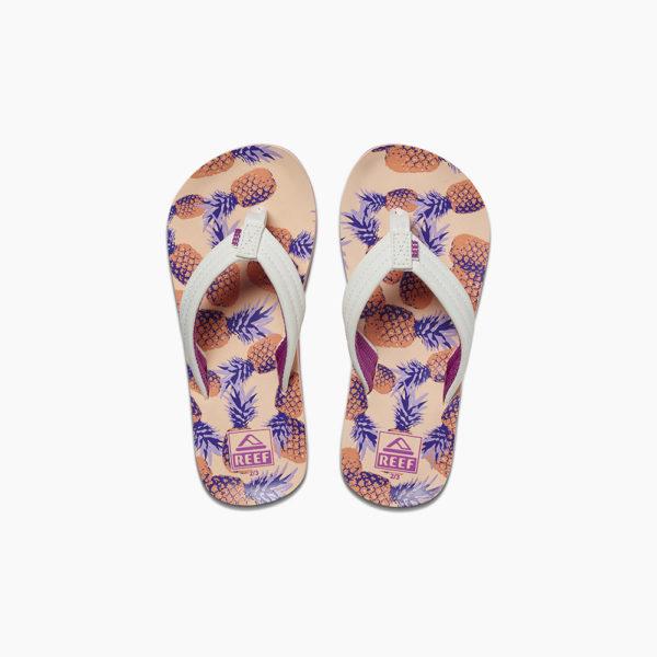 Reef Pineapple Flip Flops