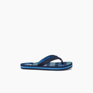Reef Stripe Flip Flops
