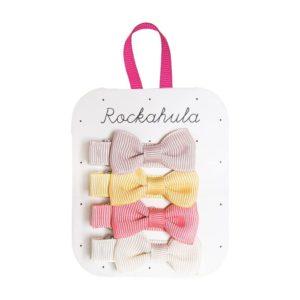 Rockahula Little Bow Tie Clips
