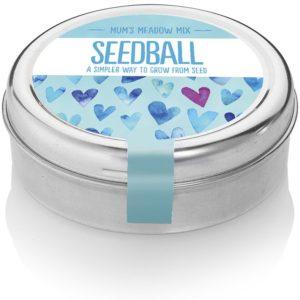 Seedball Wildflower Tins – Mum's Meadow