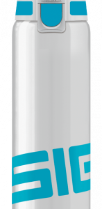 Sigg Total Clear One Aqua Bottle