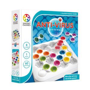 Smart Anti-Virus Game