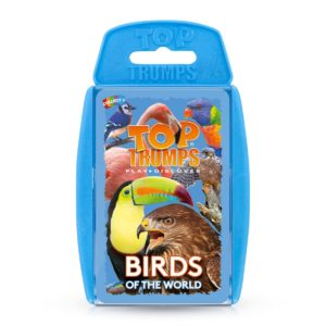 Top Trumps Birds of the World Card Game