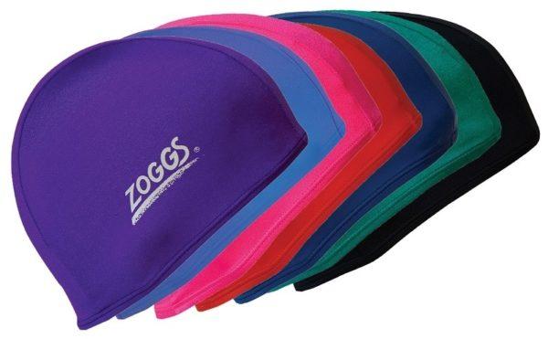 Zoggs Deluxe Stretch Swim Cap
