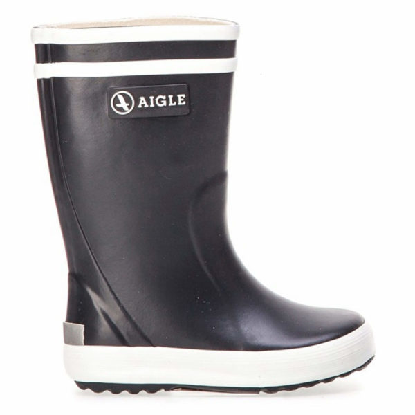aigle welly navy