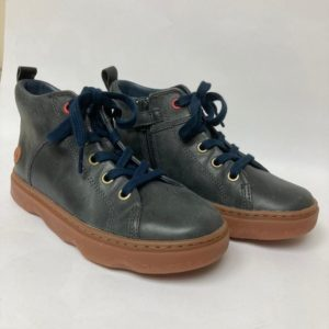 Camper Full Leather Ankle Boot