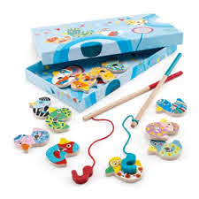 Djeco Magnetic Fishing Ducks