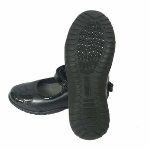 Geox Shadow Girls School Shoe