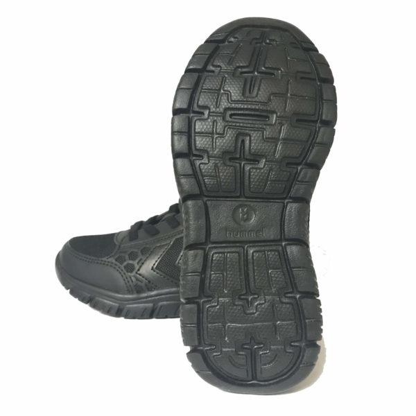 hummel crosslite black sole