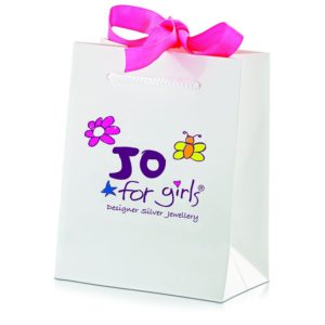 Jo for Girls Penguin Pendant