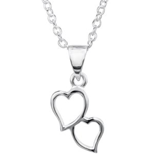 Jo For Girls Heart Pendant