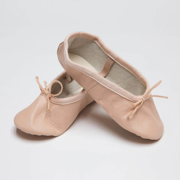 freed of london leather ballet shoe