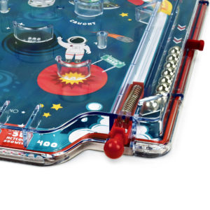Legami Space Pinball Game
