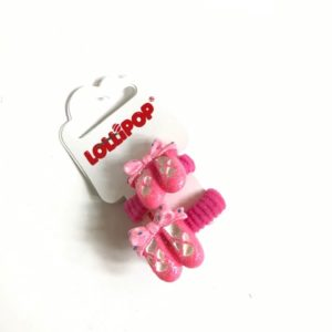 Lollipop Ballet Hair Accessories Elastics Bobbles