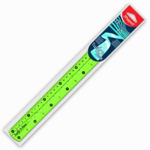 Maped 30cm Twist n Flex Ruler