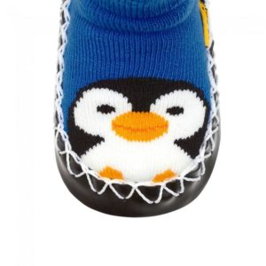 Moccis Penguin Pull-On Slippers