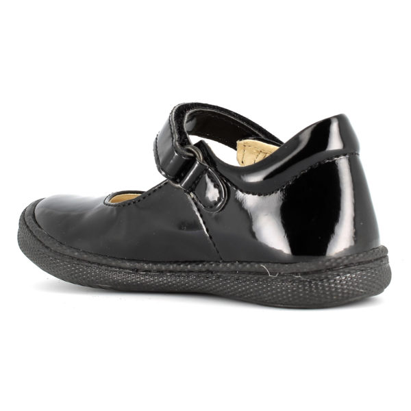 primigi morin black patent sole