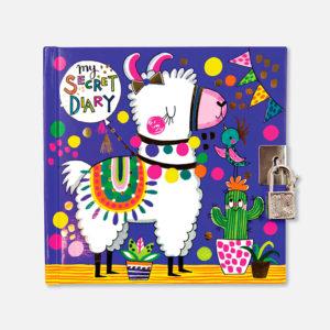 Rachel Ellen Llama Secret Diary
