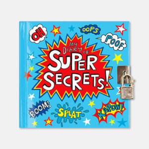 Rachel Ellen Super Hero Secret Diary